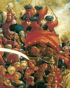 The battle of Issus(fragment) (12)