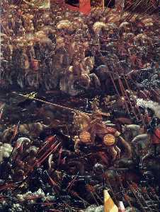 The battle of Issus(fragment) (15)