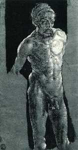 Nude Sel-portrait