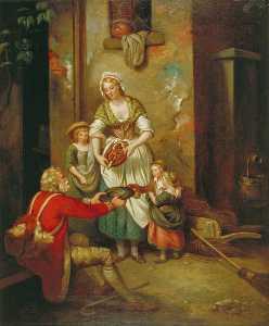 le benevolent cottager