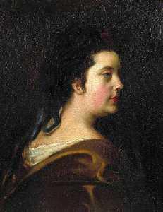 Mary Hone, The Artist's Wife