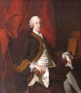 Lieutenant General Sir Thomas Drury Of Overstone