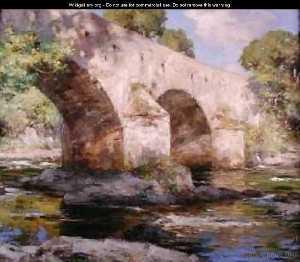 Bridge Of Dee, Galloway, Summer