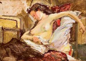 Parisian Nude