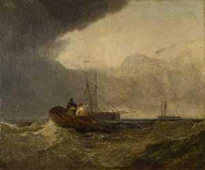 Sea View (fishing Boats)