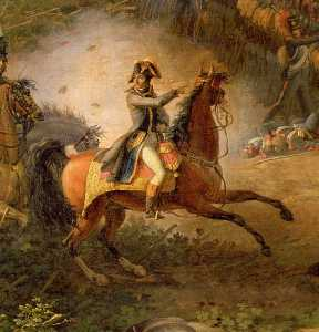 The Battle Of Marengo, Detail Of Napoleon Bonaparte_2
