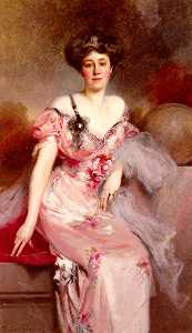 Portrait Of Mrs. D