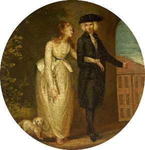 Mr Yorick And Maria