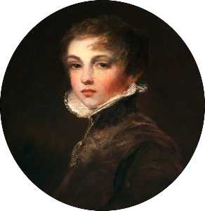 The 2nd Lord De Tabley, As A Boy
