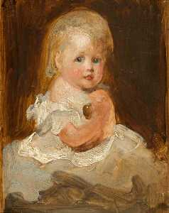 Rosemary Yeats, Aged 2 (rosemary Thompson Crawshay)