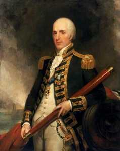Rear-admiral Sir Alexander John Ball
