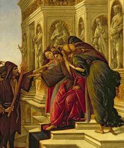 Calumny Of Apelles -