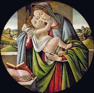 Madonna And Child -