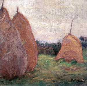 Haystacks -