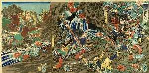Toyotomi Hideyoshi's Truppe Combattimento in corea