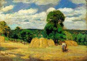 The Harvest at Montfoucault.