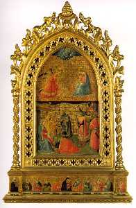 Adoration and Annunciation -