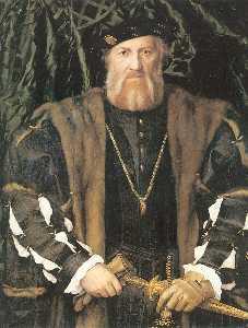 Portrait of Charles de Solier, Lord of Morette