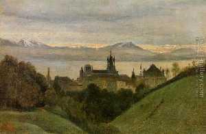 Between Lake Geneva and the Alps