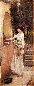 a roman offering
