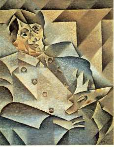 Portrait of Picasso - -