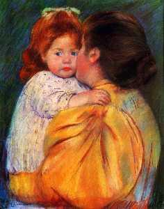 Materno beso