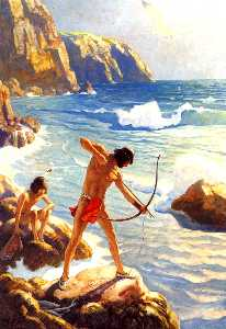 the first maine fisherman