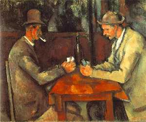 The Card Players (Louvre)