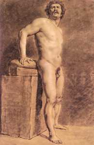 male academy figure