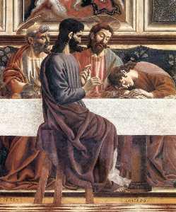 last supper (detail)1440s