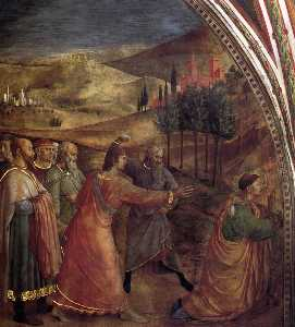 E,wall - The Stoning of St Stephen