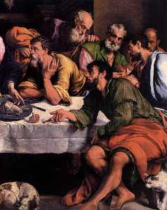 The last supper (detail)1