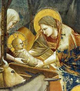 1.Birth of Jesus (detail)