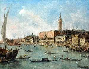 The Doge's Palace and the Molo