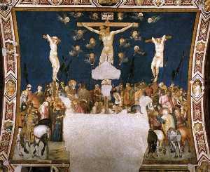 Assise crucifixion crucifixion