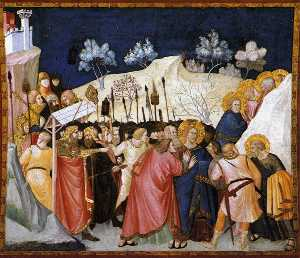 Assisi-vault-The Capture of Christ