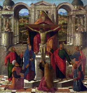 Symbolic Representation of the Crucifixion