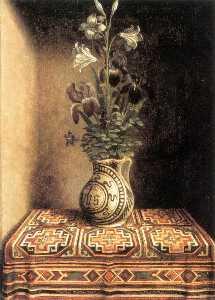 late - Flower Still-life
