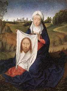 fin - st-jean et veronica Diptyque ( aile droite )