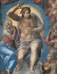 Last Judgement Christ the Judge
