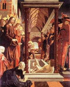 Resurrection of Lazar