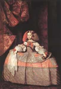 The Infanta Don Margarita de Austria