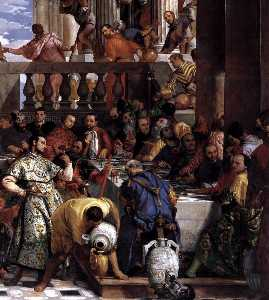 The Wedding at Cana (detail)2