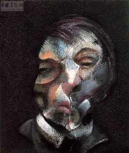 Selfportrait Centre Georges Pompidou, PARIS