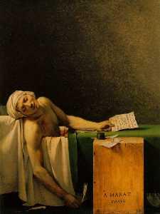 Death of Marat, Musees Royaux des Beaux-Ar