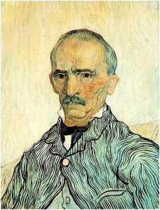 Portrait de Monsieur Trabuc