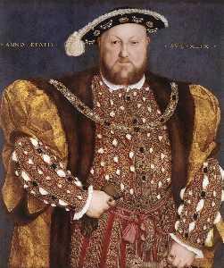 Portrait of Henry VIII, Galleria