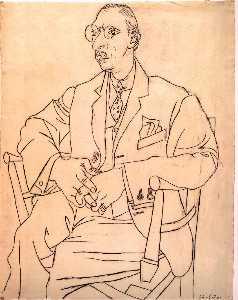 Ritratto d' Igor Stravinskij