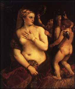 Venus with a mirror, ngw