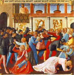 massacre des innocents ( de l peintures pour le armadi